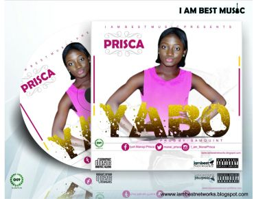 Download latest Gospel music title: Yabo by Prisca @www
